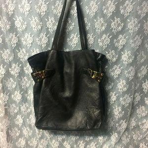 Handbags - VINCE CAMUTO Purple Sheen Lined Purse